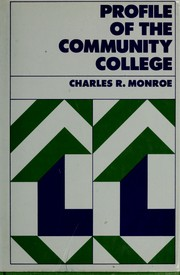 Cover of: Profile of the community college
