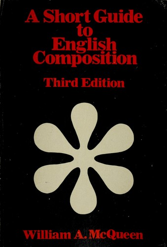 A short guide to English composition