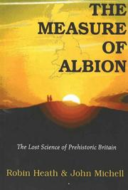 Cover of: MEASURE OF ALBION