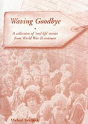 Cover of: Waving Goodbye