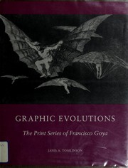 Cover of: Graphic Evolution | Janis A. Tomlinson