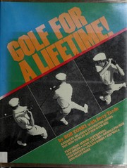 Cover of: Golf for a lifetime!