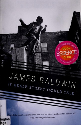 if beale street could talk novel