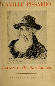Cover of: Letters to his son Lucien