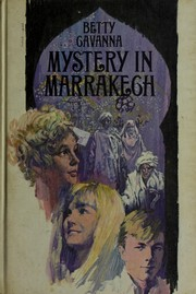 Cover of: Mystery in Marrakech