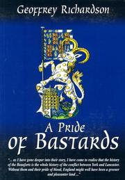 Cover of: A Pride of Bastards