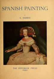 Cover of: Spanish painting