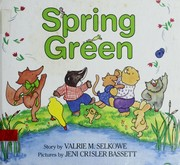 Cover of: Spring green