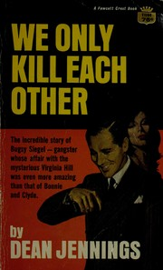 Cover of: We only kill each other