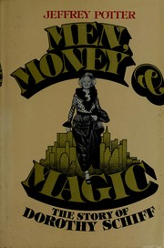 Cover of: Men, money & magic