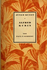 Cover of: Alfred Kubin