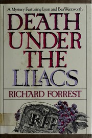Cover of: Death under the lilacs