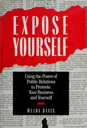 Cover of: Expose yourself