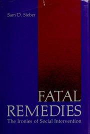 Cover of: Fatal remedies | Sam D. Sieber