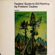 Cover of: Guide to oil painting