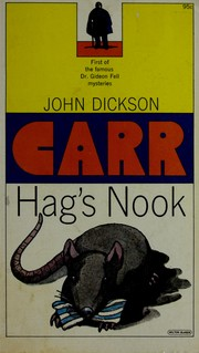 Cover of: Hag's Nook