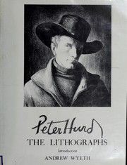 Cover of: Peter Hurd | Peter Hurd
