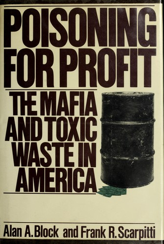 Poisoning for profit by Block, Alan A.