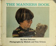 Cover of: The manners book: what's right, Ned?