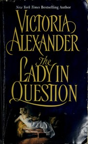 Cover of: The lady in question