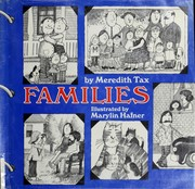 Cover of: Families
