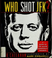 Cover of: Who shot JFK?