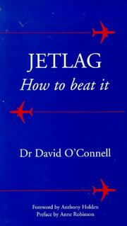 Cover of: Jetlag