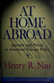 Cover of: At home abroad