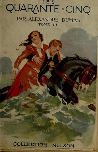 Image result for alexandre dumas les quarante-cinq