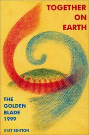 Cover of: Together on Earth | Golden Blade