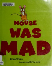 Cover of: Mouse was mad