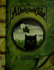 Cover of: A dark, dark tale