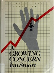 Cover of: A growing concern | Ian Stuart