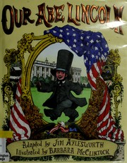 Cover of: Our Abe Lincoln