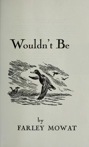 Cover of: The dog who wouldn't be