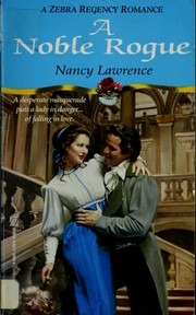 Cover of: A noble rogue | Nancy Lawrence