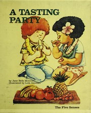 Cover of: A tasting party