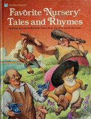 Cover of: Favorite Nursery Tales and Rhymes