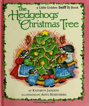 Cover of: The Hedgehogs' Christmas tree