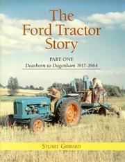 Cover of: The Ford Tractor Story 1917-1964