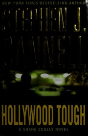 Cover of: Hollywood tough | Stephen J. Cannell