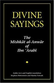 Cover of: Divine Sayings