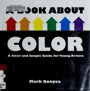Cover of: A book about color