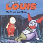 Cover of: Louis - The Clown