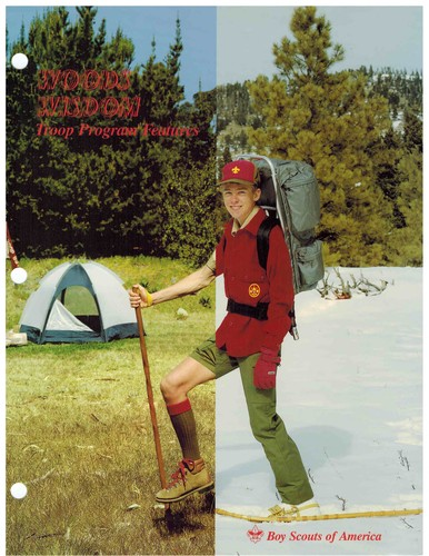 Woods Wisdom-Troop Program Features by Boy Scouts of America.