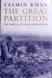 Cover of: The great Partition | Yasmin Khan