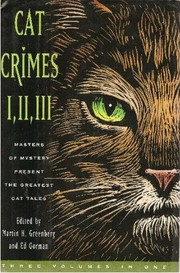 Cover of: Cat crimes I, II, III