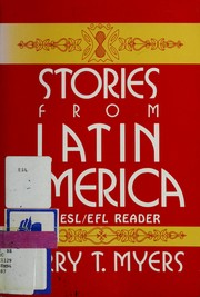 Cover of: Stories from Latin America