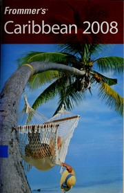 Cover of: Frommer's Caribbean 2008
