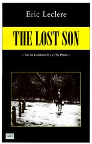 Cover of: The Lost Son | Eric Leclere